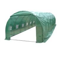 LAMS Serre souple 24 m² - Tubes galvanisés 19 mm avec visserie acier