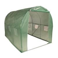 LAMS Serre souple 6 m² - Tubes galvanisés 19 mm avec visserie acier
