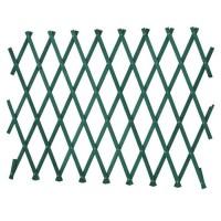 LAMS Treillage bois -1,80 x 0,90 m - Vert