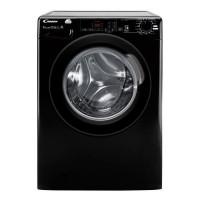 Lave-linge séchant hublot - CANDY - CSWS 496TB