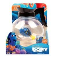 Le monde de Dory Robot Fish Dory et aquarium cafetiere