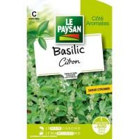 LE PAYSAN Basilic Citron