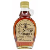LE QUEBECOIS Sirop d'Erable N° 2 Ambré - 189 ml