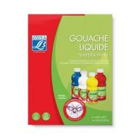 LEFRANC & BOURGEOIS Assortiment gouache liquide 4x250ml
