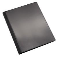 LEITZ 10 Couvertures Personnalisables 3,5 mm Noir