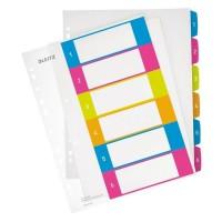 LEITZ Intercalaire Imprimable 1-6 A4 + Wow