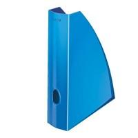 LEITZ Porte-Revue WOW Bleu