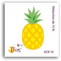 LES D'COS DE TOGA Die Ananas