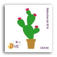 LES D'COS DE TOGA Die Cactus