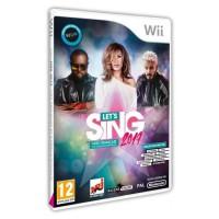 Let's Sing 2019 Hits français et internationaux Jeu Wii