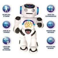 LEXIBOOK - POWERMAN - Robot Éducatif Intéractif - 4 ans et +