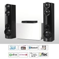 LG LHB675 Home-cinéma 4.2 Blu-ray 3D - Smart TV - Full HD 1080p - 1000W