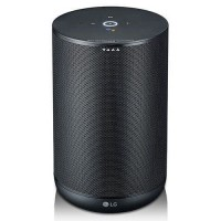 LG WK7 Enceinte Bluetooth compatible Assistant Google - 30W - Noir