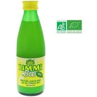LIMMI Jus de Citron Sicile Bio - 250 ml