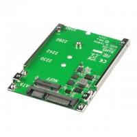 "LINDY Adaptateur SSD M.2 vers SATA 2.5"""