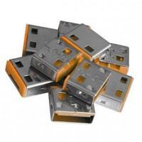 LINDY Bloqueurs de ports USB - 10 pieces - Orange