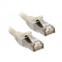 LINDY Câble réseau - 6 F/UTP - 250MHz - 3 m - Gris