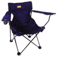 LINEAEFFE Chaise 80x92x60 cm - Bleu marine