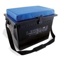 LINEAEFFE Panier siege Surf box - Noir et bleu