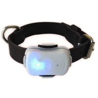 Linkoo Tracker pour animaux Chien et Chat 2G- Blanc