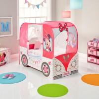 Lit camping-car Minnie Mouse pour petite fille