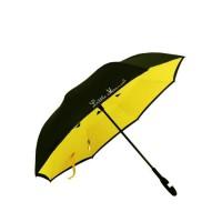 LITTLE MARCEL Parapluie inversé Polka Jaune