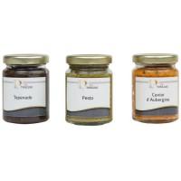 Lot de 6 Specialités Provencales D de TOULZAC
