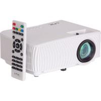 LTC VP1000-W Projecteur vidéo compact a LED - Duplication d'écran par wifi - LED 40 W