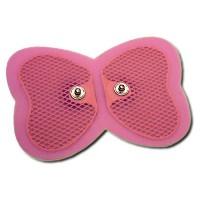 Pad de rechange rose pour Appareil de massage Butterfly