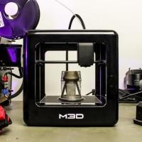 M3D Imprimante 3D Micro+ Noir