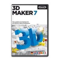 MAGIX Logiciel CD 3D Maker - Pour PC