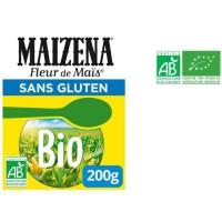 MAIZENA Fleur de mais bio - Sans gluten - 200 g