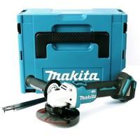 MAKITA Meuleuse d'angle Brushless DGA506ZJ 125 mm 18 V LXT avec coffret Makpac