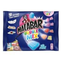 MALABAR Guimauves Bubble Mix, goût barbe a papa - 214 g