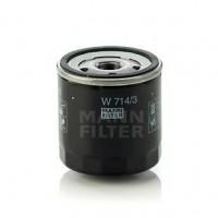 MANN FILTER Filtre a Huile W714/3