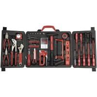 MANNESMANN 60 pieces d'assortiment d'outils et kit ménage M29065