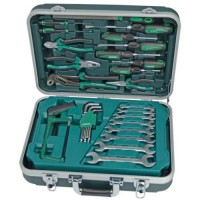 MANNESMANN Coffret roulant a outils - 108 pieces