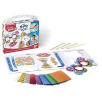 MAPED CREATIV - Mini Box - Stickers Mosaique Photobooth a construire