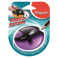 MAPED Taille-Crayons Galactic 1 Trou Réserve
