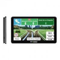 MAPPY Maxi E738 Navigateur GPS 7'' Carte a Vie