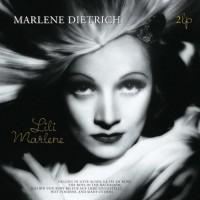 MARLENE DIETRICH Lili Marlene - 33 Tours - 180 grammes