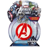 Marvel - Porte-clef Souple Avengers 6cm