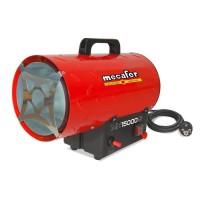 MECAFER Chauffage a gaz avec turbine incorporée 15000 W MH15000G