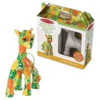 MELISSA & DOUG Découpage Devenu Facile - Girafe