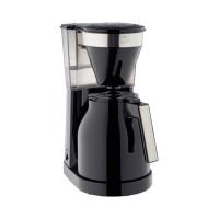 MELITTA Easy Top Therm II 1023-08 - Cafetiere filtre 1L - 1050 W - Noir