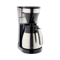 MELITTA Easy Top Therm Inox II 1023-10 - Cafetiere filtre 1L - 1050 W - Noir