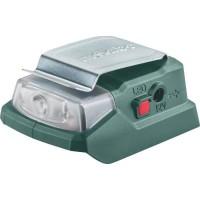 METABO Adaptateur - PowerMaxx - PA 12 LED-USB Pick+Mix (sans batterie ni chargeur) - coffret