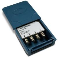METRONIC 432180 Coupleur d'extérieur FM/UHF/UHF 3 entrées