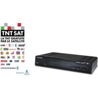 METRONIC 441639 Terminal HD de réception TNT gratuite par satellite
