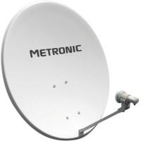 METRONIC 498250 Kit satellite Parabole diam. 80cm + LNB universel